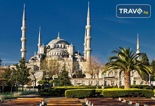 Приказен Фестивал на лалето в Истанбул! 3 нощувки със закуски в хотел 3*, транспорт от Варна и Бургас, посещение на Лозенград - Снимка 8