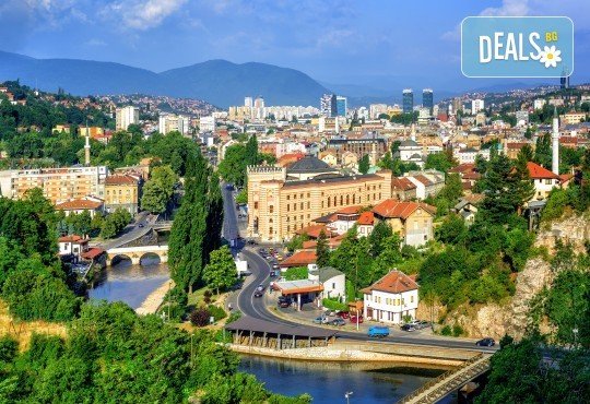Адриатическа приказка през пролетта! 4 нощувки със закуски в хотел 3*, транспорт, посещение на Будва, Дубровник, Сараево, Мостар и още - Снимка 10