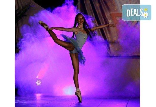 Красота и изящество! 1 урок по класически балет за деца от 3 до 16-годишна възраст в спортна зала Dynamic - Снимка 5