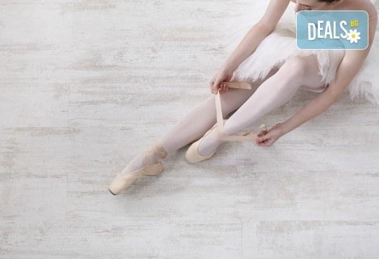 Красота и изящество! 1 урок по класически балет за деца от 3 до 16-годишна възраст в спортна зала Dynamic - Снимка 2