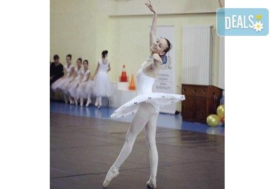 Красота и изящество! 1 урок по класически балет за деца от 3 до 16-годишна възраст в спортна зала Dynamic - Снимка 4