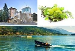 Ранни записвания за Великден в Охрид! 3 нощувки в центъра, транспорт, екскурзовод и посещение на Скопие и Струга - Снимка