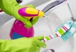 Цялостно почистване на жилища, офиси и други помещения до 80 кв. м., пране на мека мебел, машинно измиване на твърдите подови настилки, от фирма Авитохол! - Снимка