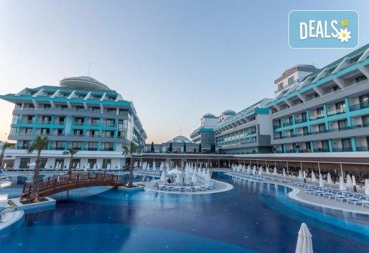 Ранни записвания за почивка в Анталия! 7 нощувки на база Ultra all Inclusive в хотел Sensitive Premium Resort & Spa 5*, Белек, възможност за транспорт - Снимка 2