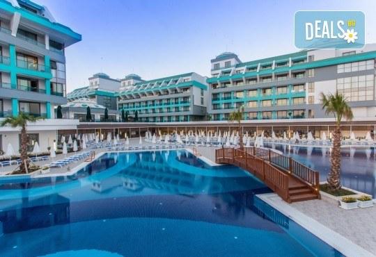 Ранни записвания за почивка в Анталия! 7 нощувки на база Ultra all Inclusive в хотел Sensitive Premium Resort & Spa 5*, Белек, възможност за транспорт - Снимка 1