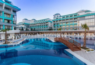 Ранни записвания за почивка в Анталия! 7 нощувки на база Ultra all Inclusive в хотел Sensitive Premium Resort & Spa 5*, Белек, възможност за транспорт - Снимка
