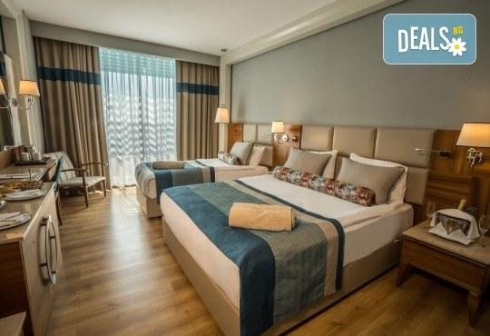 Ранни записвания за почивка в Анталия! 7 нощувки на база Ultra all Inclusive в хотел Sensitive Premium Resort & Spa 5*, Белек, възможност за транспорт - Снимка 4