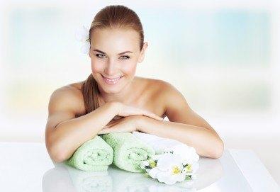 Грижа за здравето! Азиатски холистичен масаж на цяло тяло и електромускулна стимулация на лице в Skin Nova - Снимка