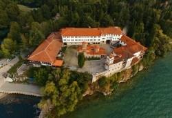 Екскурзия за Великден или през май до Охрид! 3 нощувки със закуски в Hotel International 4*, транспорт, екскурзовод и програма в Скопие - Снимка