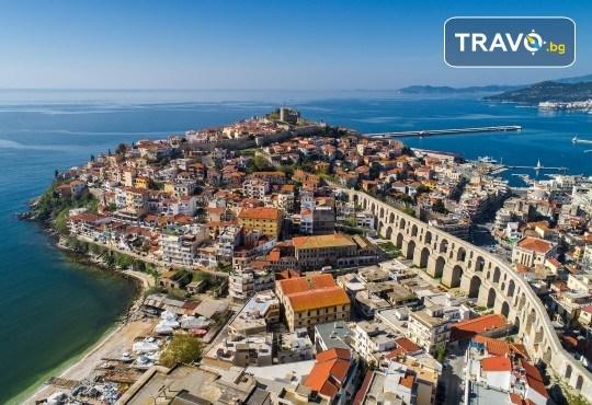 На разходка и шопинг за един ден през март до Кавала, Гърция! Транспорт и екскурзовод от туроператор Поход - Снимка 3
