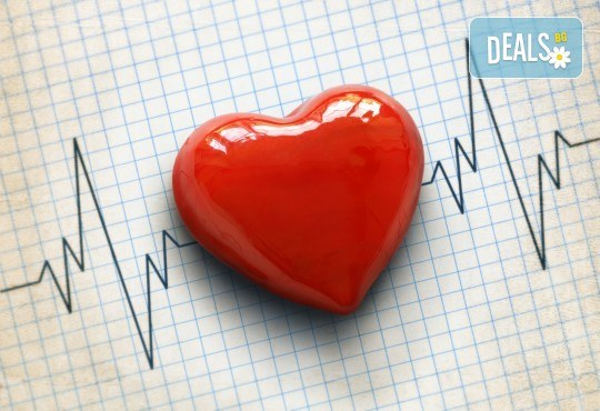 Грижа за сърцето - кардиологичен преглед и електрокардиограма в ДКЦ Alexandra Health - Снимка 1