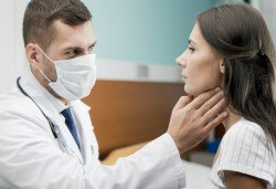Преглед при ендокринолог и ехография на щитовидна жлеза в ДКЦ Alexandra Health - Снимка