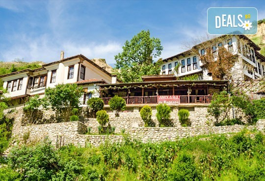 За Трифон Зарезан в Мелник! Транспорт, водач, посещение на Роженския манастир, Рупите и дегустация на вино в Кордупуловата къща - Снимка 4