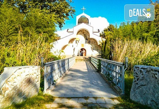 За Трифон Зарезан в Мелник! Транспорт, водач, посещение на Роженския манастир, Рупите и дегустация на вино в Кордупуловата къща - Снимка 7