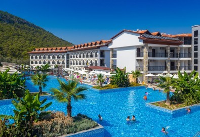 Ранни записвания за почивка през юни в Ramada Resort By Wyndham Akbuk 5*, Акбук, Дидим! 7 нощувки на база All Inclusive, възможност за транспорт - Снимка