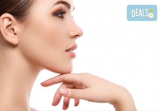Ултразвуково почистване на лице и подхранване на кожата в Beauty Salon Tesori - Снимка 2