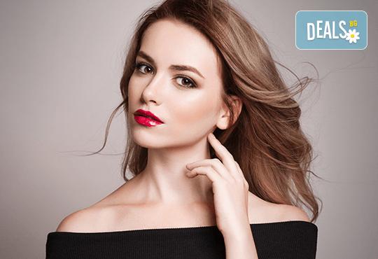 Ултразвуково почистване на лице и подхранване на кожата в Beauty Salon Tesori - Снимка 3