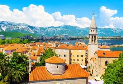 Ранни записвания за мини почивка на Будванската ривиера! 3 нощувки със закуски и вечери, транспорт и възможност за посещение на Дубровник и Котор - Снимка