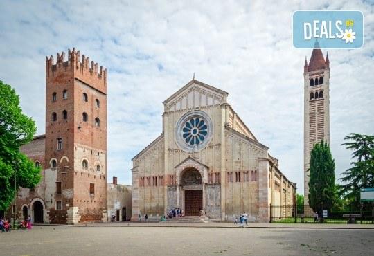 Екскурзия през пролетта до Верона и Венеция, с възможност за посещение на езерата Гарда, Комо и Маджоре! 3 нощувки със закуски, транспорт и екскурзовод - Снимка 5