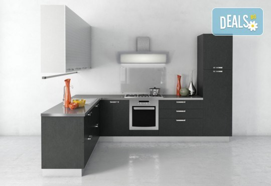 Специализиран 3D проект за дизайн на мебели + бонус: 15% отстъпка за изработка на мебелите от производител, от Дизайнерско студио Кристо Дизайн - Снимка 14