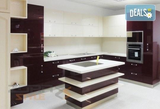 Специализиран 3D проект за дизайн на мебели + бонус: 15% отстъпка за изработка на мебелите от производител, от Дизайнерско студио Кристо Дизайн - Снимка 16