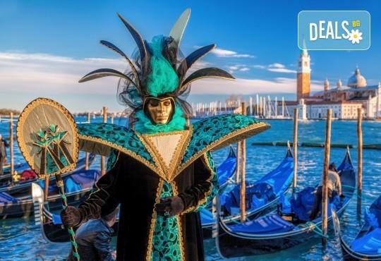 Приказен карнавал във Венеция през февруари! 3 нощувки със закуски в хотел 3*, транспорт и водач от Еко Тур - Снимка 2