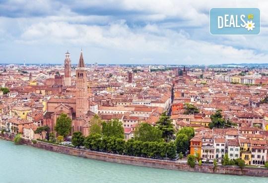 Пролетна екскурзия до Верона и Загреб с Еко Тур! 3 нощувки и закуски, транспорт, с възможност за шопинг в Милано - Снимка 1