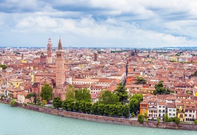 Пролетна екскурзия до Верона и Загреб с Еко Тур! 3 нощувки и закуски, транспорт, с възможност за шопинг в Милано - Снимка