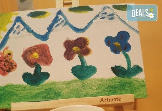 2 - часова Арт школа за деца от 4 до 13 години при професионален педагог в Арт школа Слънчеви приказки - Снимка 5