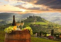 Романтика в Тоскана през май или септември! 5 нощувки със закуски, транспорт, билет за о. Елба и дегустация на вино в Монтепулчано - Снимка