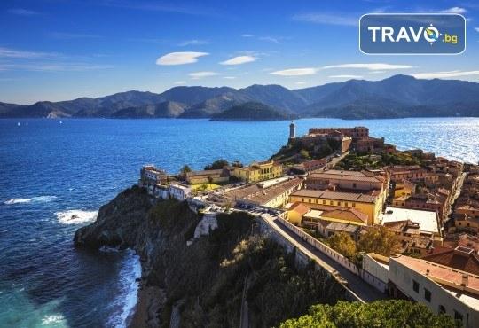 Романтика в Тоскана през май или септември! 5 нощувки със закуски, транспорт, билет за о. Елба и дегустация на вино в Монтепулчано - Снимка 6