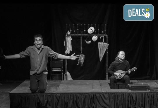 Гледайте класиката Ромео и Жулиета от Уилям Шекспир в МГТ Зад канала на 17.02. от 19ч., 1 билет - Снимка 7