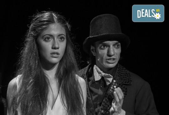 Гледайте класиката Ромео и Жулиета от Уилям Шекспир в МГТ Зад канала на 17.02. от 19ч., 1 билет - Снимка 2