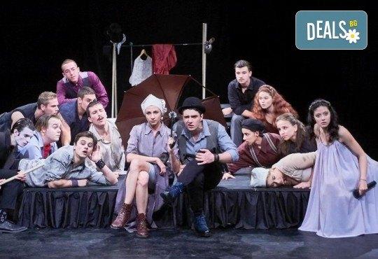 Гледайте класиката Ромео и Жулиета от Уилям Шекспир в МГТ Зад канала на 17.02. от 19ч., 1 билет - Снимка 1