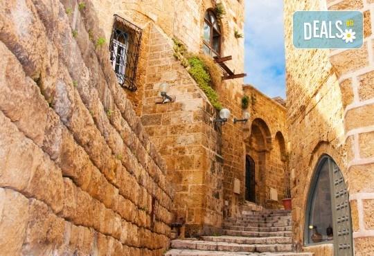 Посетете светите места в Израел през март! 3 нощувки със закуски в хотел 3*, самолетен билет, обиколка на Тел Авив и Яфо - Снимка 6