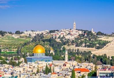 Посетете светите места в Израел през март! 3 нощувки със закуски в хотел 3*, самолетен билет, обиколка на Тел Авив и Яфо - Снимка