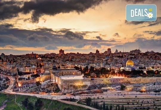 Посетете светите места в Израел през март! 3 нощувки със закуски в хотел 3*, самолетен билет, обиколка на Тел Авив и Яфо - Снимка 5
