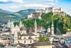 Екскурзия до прелестните Виена, Залцбург, Венеция, Любляна и Будапеща! 4 нощувки със закуски, транспорт и водач от Еко Тур - Снимка