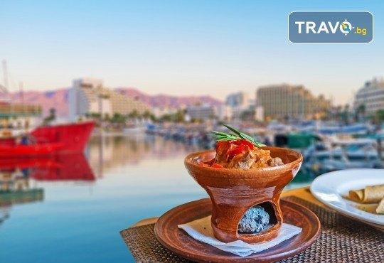 Екскурзия до Йордания през март! 4 нощувки със закуски и вечери в хотел 3*/4*, самолетен билет и трансфери, посещение на Петра и джип сафари в пустинята Вади Рум - Снимка 9