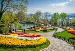 Фестивал на лалето през март или април в Истанбул! 2 нощувки със закуски в Golden Tulip Istanbul Bayrampasa 5*, транспорт и посещение на мол Forum - Снимка