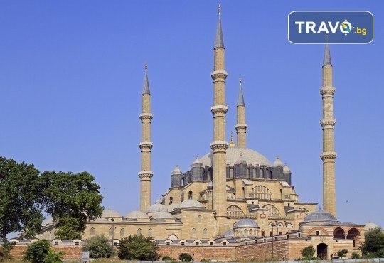 Екскурзия до Одрин и Чорлу, Турция, с АБВ Травелс! 1 нощувка със закуска, транспорт, посещение на Синия пазар и Margi Outlet - Снимка 1