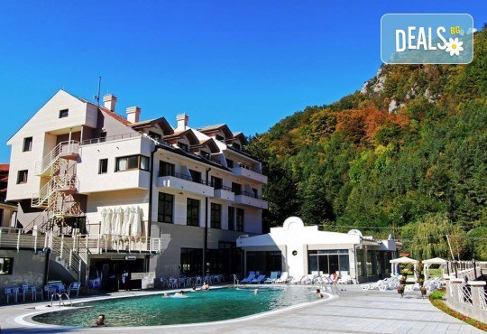 СПА Великден в Hotel Kopaonik 3*, Луковска баня: 3 нощувки, закуски, обяд и вечери