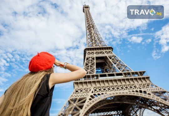 Романтика в Париж през пролетта! 7 нощувки със закуски в хотел 3*, самолетни билети и транспорт с автобус, представител от Луксъри Травел - Снимка 3
