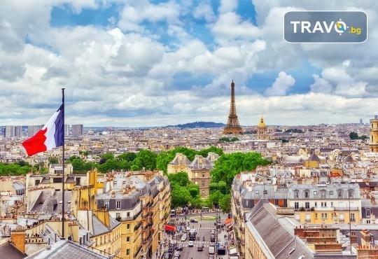 Романтика в Париж през пролетта! 7 нощувки със закуски в хотел 3*, самолетни билети и транспорт с автобус, представител от Луксъри Травел - Снимка 4