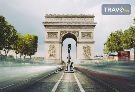 Романтика в Париж през пролетта! 7 нощувки със закуски в хотел 3*, самолетни билети и транспорт с автобус, представител от Луксъри Травел - Снимка 5