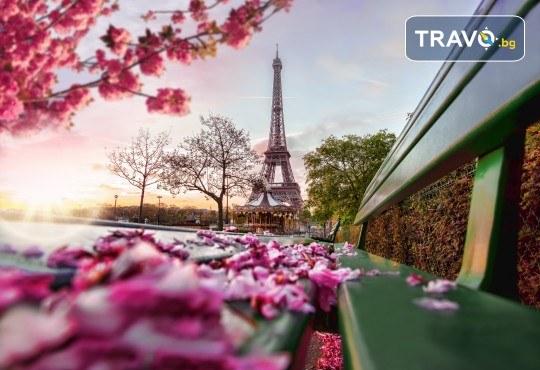 Романтика в Париж през пролетта! 7 нощувки със закуски в хотел 3*, самолетни билети и транспорт с автобус, представител от Луксъри Травел - Снимка 6