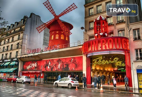 Романтика в Париж през пролетта! 7 нощувки със закуски в хотел 3*, самолетни билети и транспорт с автобус, представител от Луксъри Травел - Снимка 7