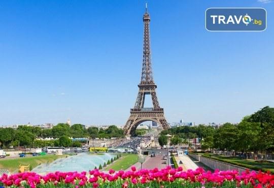 Романтика в Париж през пролетта! 7 нощувки със закуски в хотел 3*, самолетни билети и транспорт с автобус, представител от Луксъри Травел - Снимка 2
