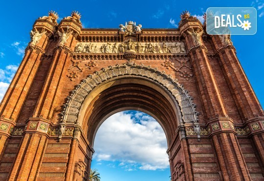 Великден в Барселона! 10 дни, 8 нощувки със закуски и 2 вечери, транспорт, помещение на Сан Ремо, Верона, Любляна и Милано - Снимка 4