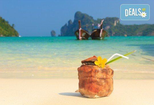 Екзотична почивка на о. Пукет в Тайланд през май! 7 нощувки със закуски в хотел 3* или 4*, самолетен билет и трансфери - Снимка 1